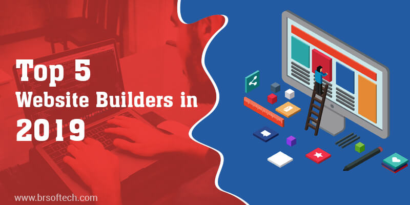 Top 5 Website Builders in 2019