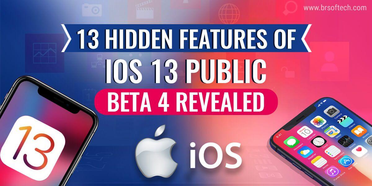 13 Hidden Features of iOS 13 Public Beta 4 Revealed