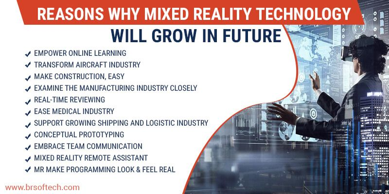 reasons why mixed reality technology will grow in 2019