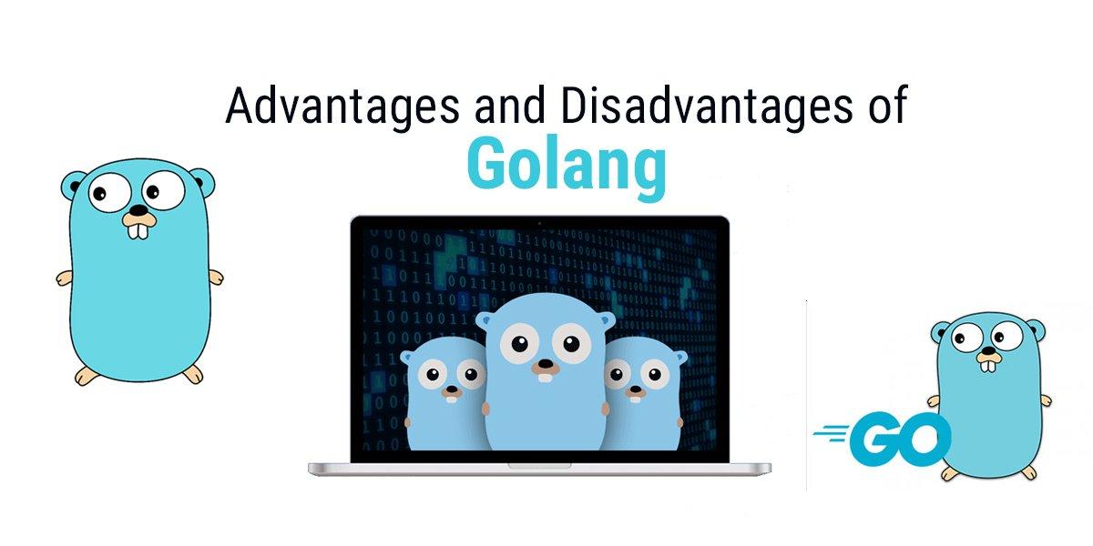 Advantages and- Disadvantages of Golang