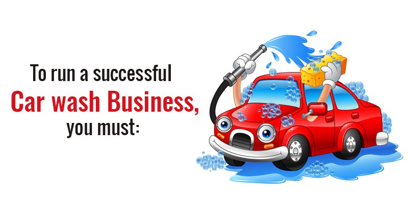 How to Become Successful in Car wash Business?