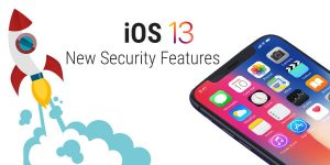 iOS 13 new security features