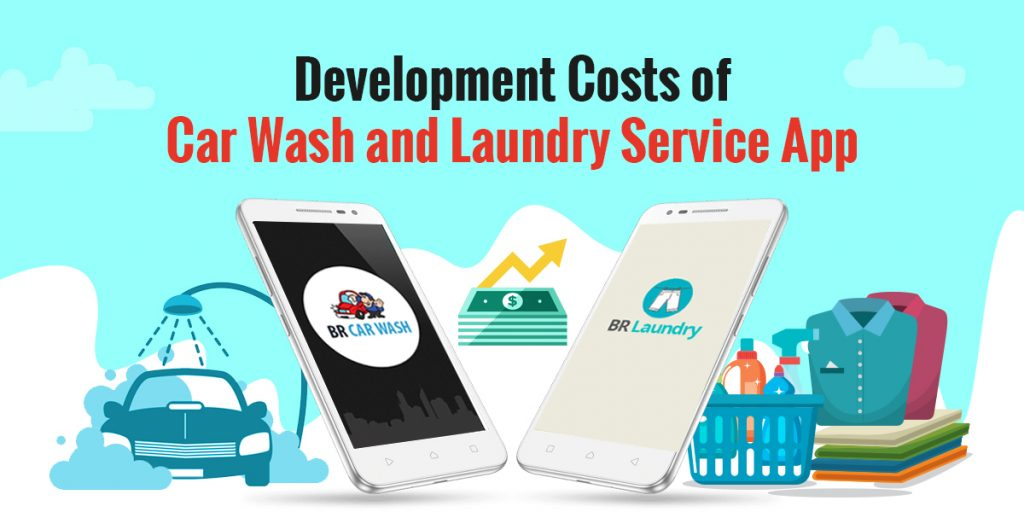 Carwash and Laundry Service Mobile App Coast
