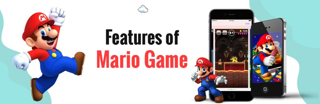 features of Mario game