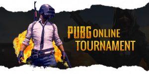 PUBG online Tournament