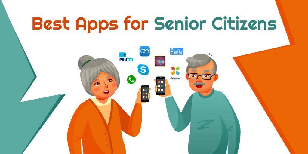 senior citizen apps