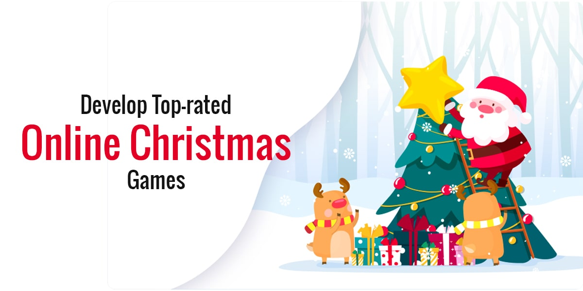 Christmas Games development