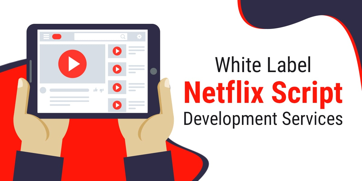 White Label Netflix Script Development Services