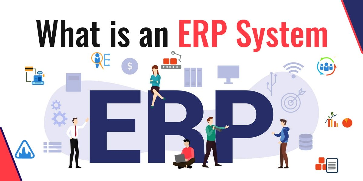 What is an ERP System software