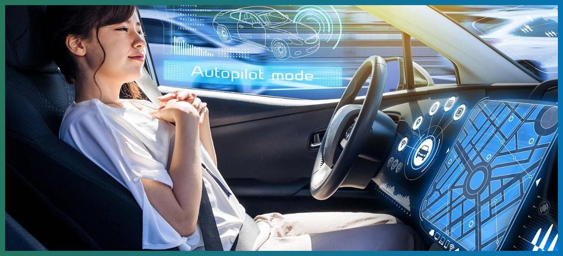 Autonomous or Self-driving Vehicles