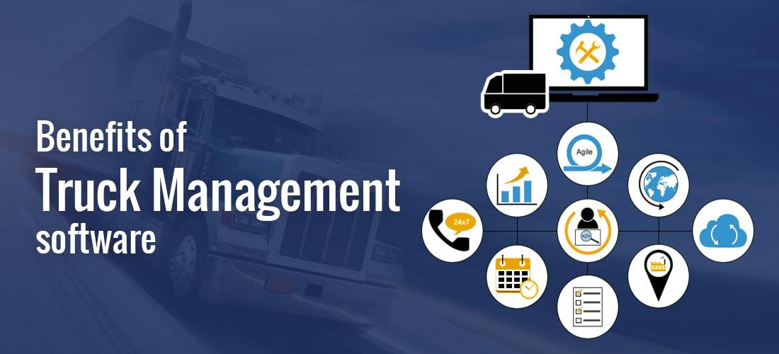 Truck Management software development