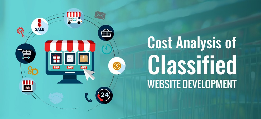 Cost Analysis of Classified Website Development