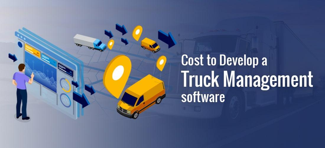 Truck Management Software (TMS) Development Cost