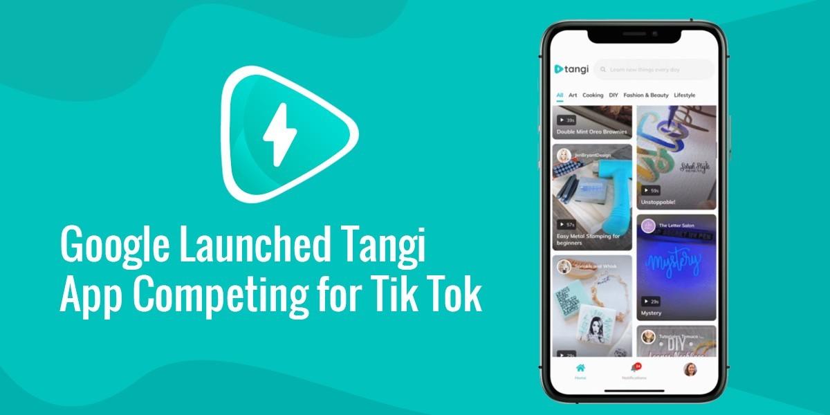 Tangi App like Tik tok