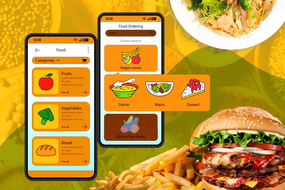 Food Ordering App for Restaurant Management