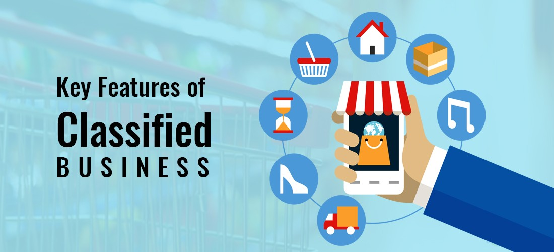 Key Features of Classified (C2C) Business
