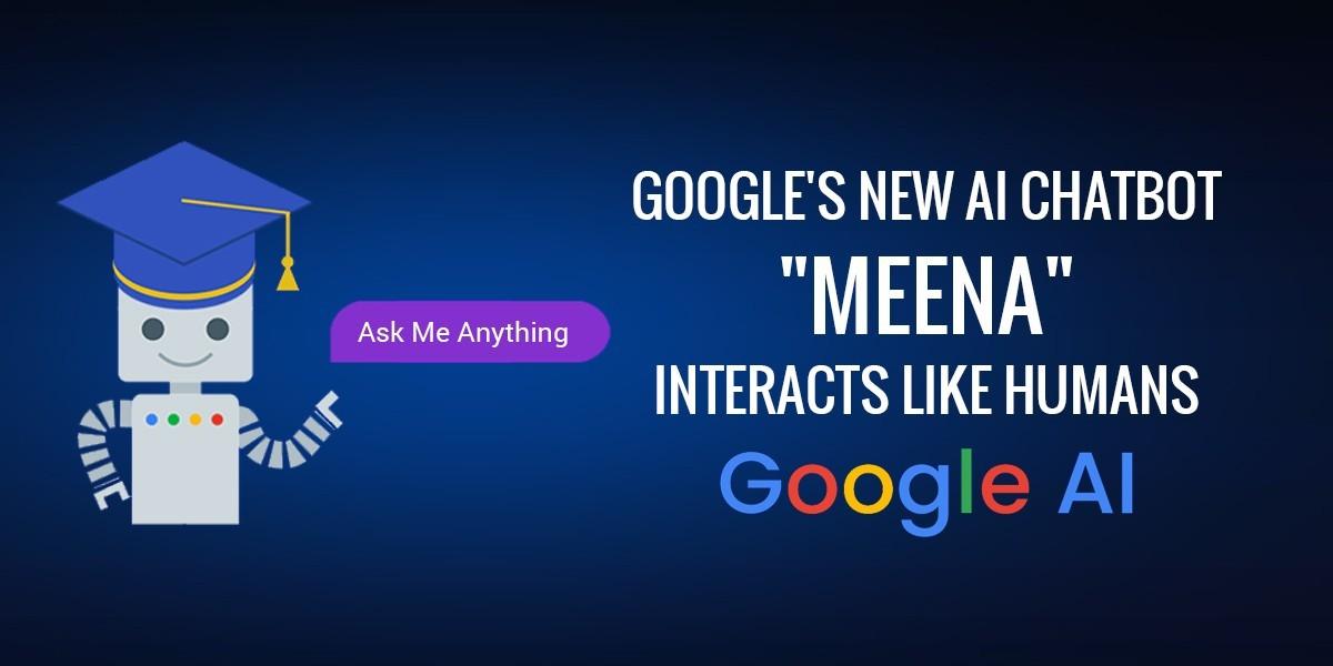 "google-AI-Chatbot ""Meena"""