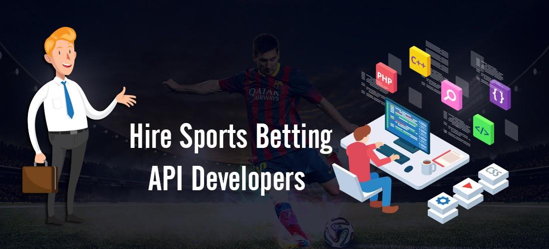 Hire Sports Betting API Developers