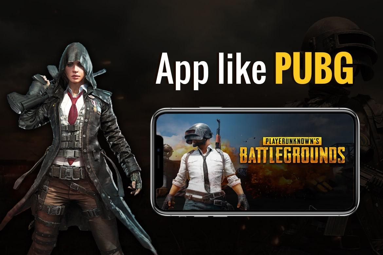App-like-PUBG