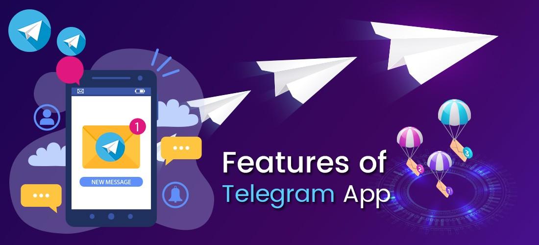 Features of telegram script