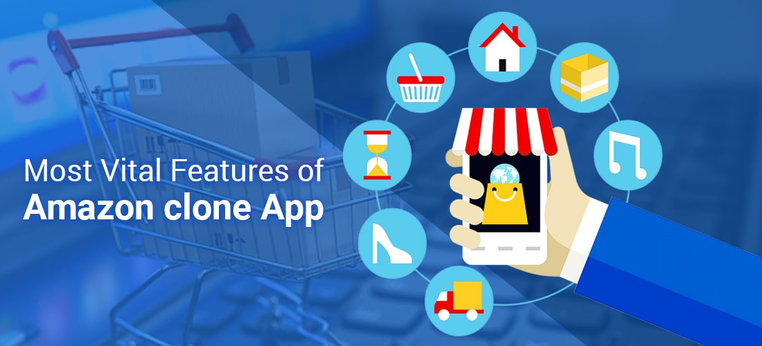 Most Vital Features of Amazon Clone App