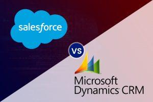 Salesforce vs Microsoft Dynamic CRM Development