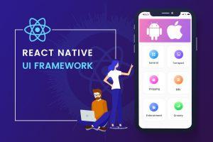 React native UI Framework