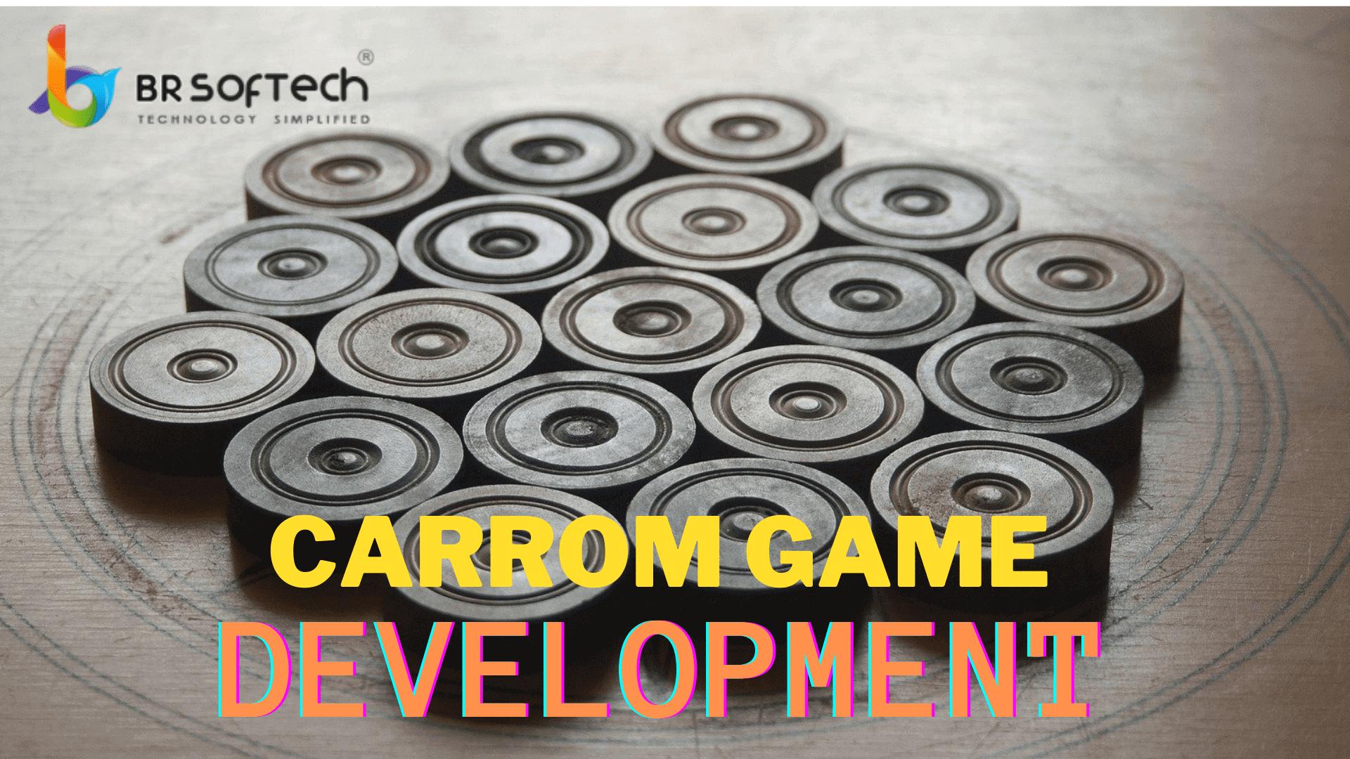 Carrom Board Game Development Company | App like Carrom Clash