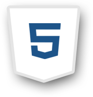 HTML5 website development