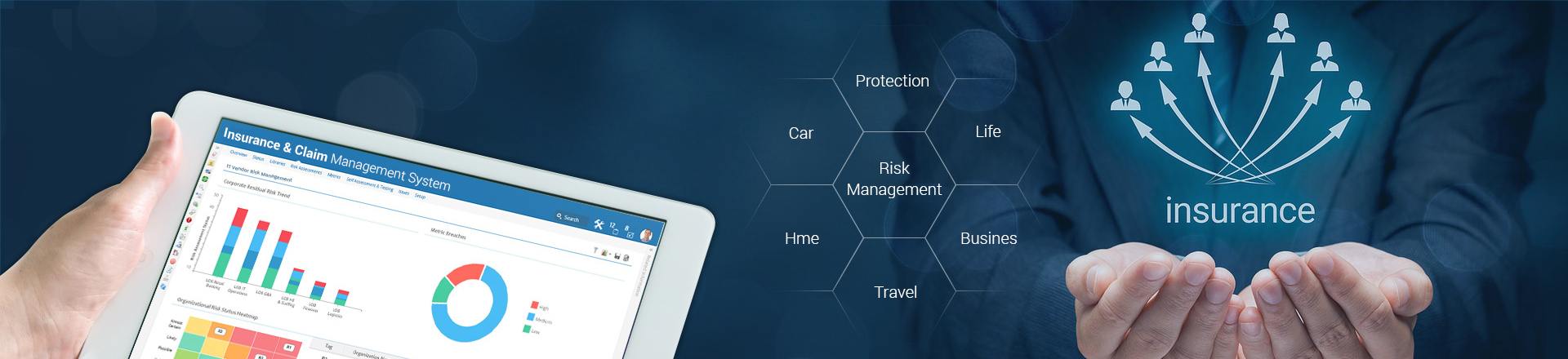 Insurance & Claim Management System Software Development