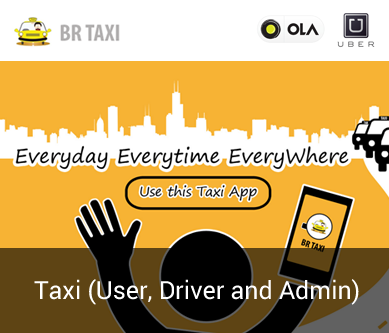 taxi application website