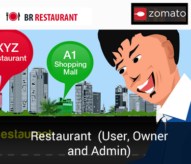 restaurant application for android and iPhone