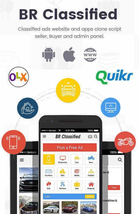 BR Softech - Web & Mobile App Development Company India