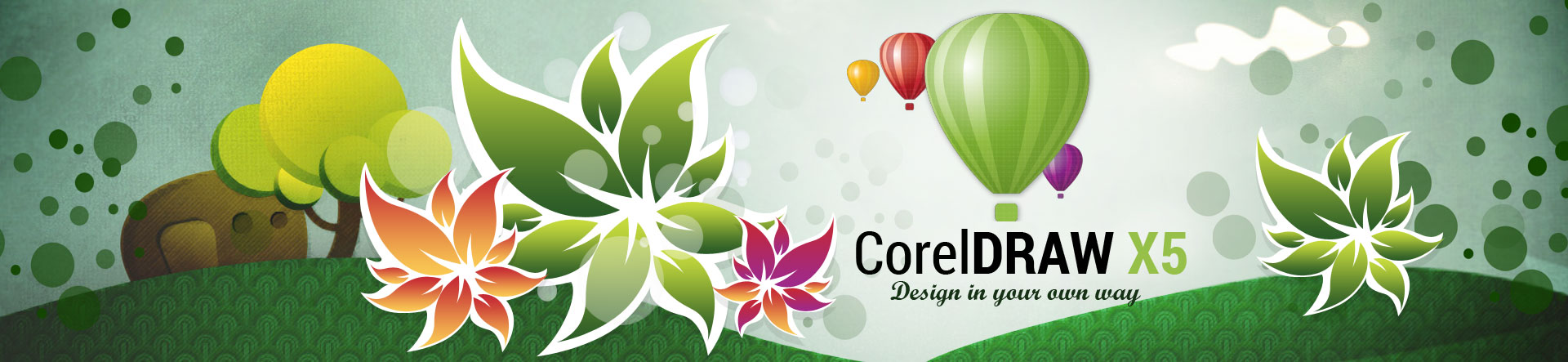 Corel Draw Web Design