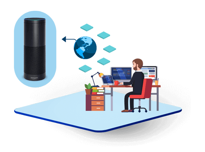 Hire Alexa Skill Developers