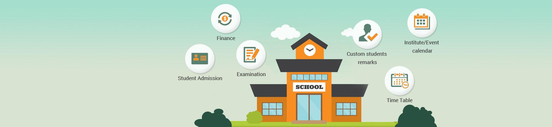 School Management Software India | Online School ERP Software