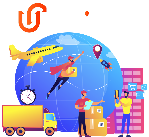 Courier delivery compan
