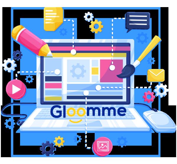 Gloomme is a bidding platform