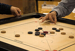 Carrom Board Game Development